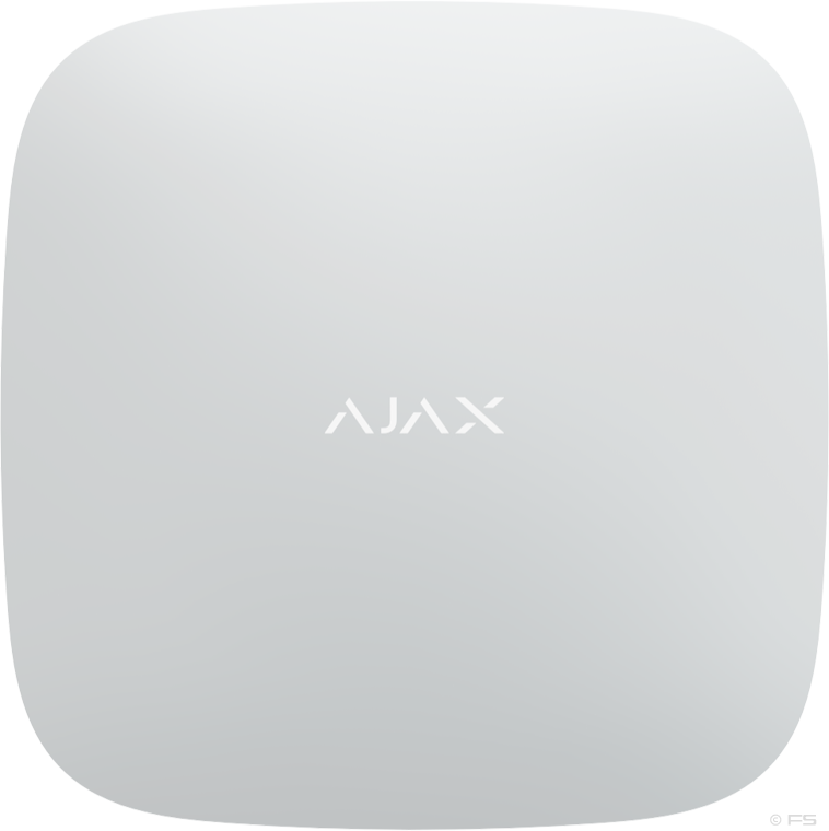 AJAX Hub Alarmanlage (weiß)