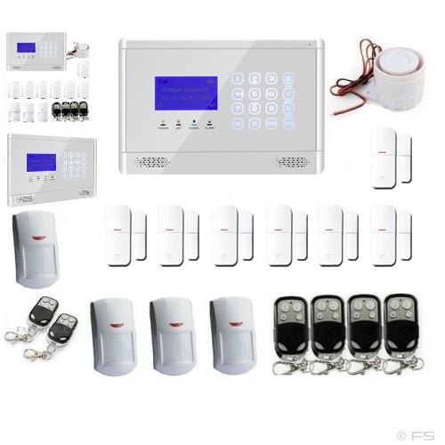Alarmzentrale Set