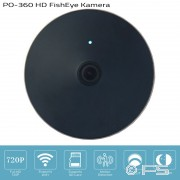 360° WIFI Hd-FishEye Kamera