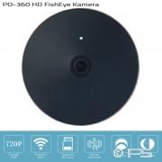 360° WIFI Hd-FishEye Kamera