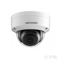 8 MP wettergeschützte IR LowLight IP-Mini-Dome-Kamera 2.8mm H.265