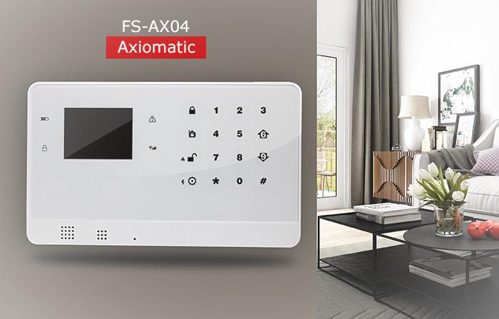 Axiomatic X4