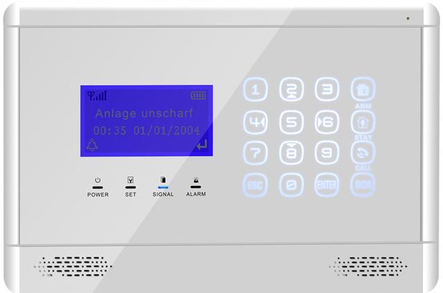 Alarmzentrale