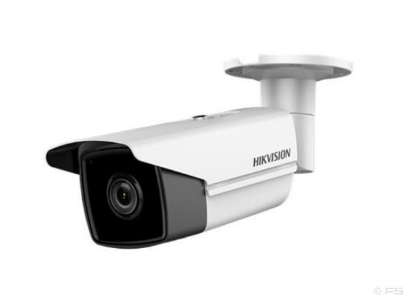 Hikvision 5 MP wettergeschützte IR LowLight IP-Bullet-Kamera 2.8mm H.265