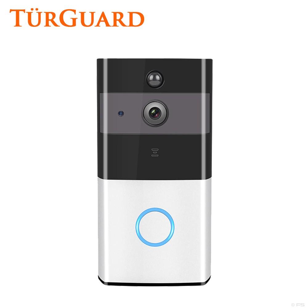 DoorGuard - smarte Türklingel + Türgong und App