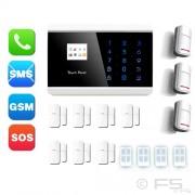 Alarmzentrale TouchPanel Set