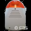 Batterie-Sirene