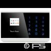 Alarmzentrale Touchpanel