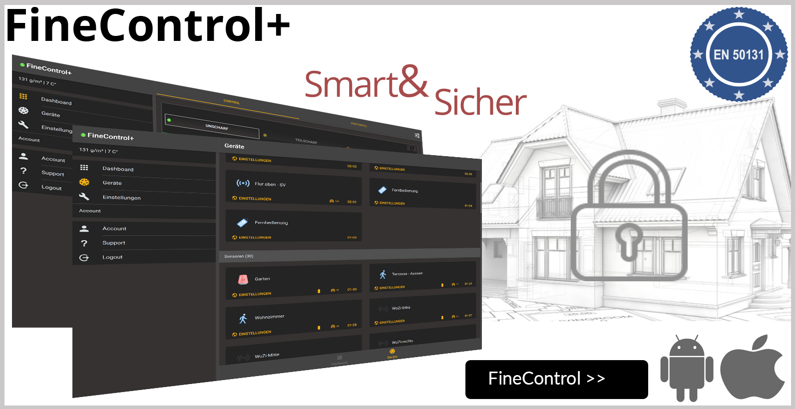 FineControl | SmartSecurity
