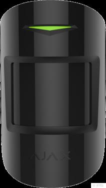 Bewegungsmelder - schwarz