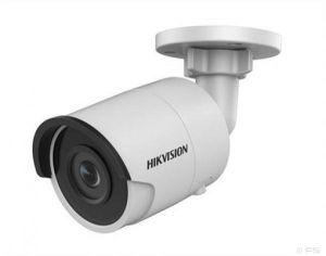 Hikvision 5 MP wettergeschützte IR IP-Mini-Bullet-Kamera 2.8mm H.265