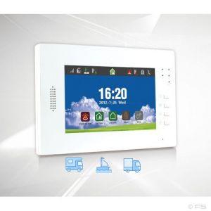 Wohnmobil / KFZ / 12V FSK TouchPad Funk-Alarmanlage 868 MHz
