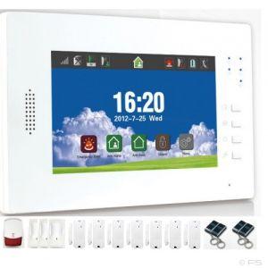 FSK TouchPad Funk-Alarmanlage 868 MHz -  Set