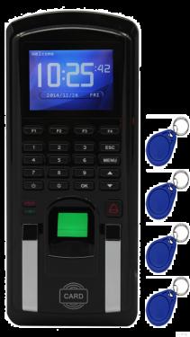 Fingerscanner