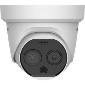 HIKVISION DS-2TD1217B-6/PA LAN IP Wärmebild-/Überwachungskamera mit Temperaturüberwachung 2688 x 1520 Pixel
