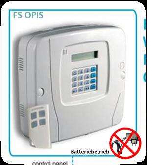Alarmzentrale OPIS