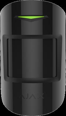 Bewegungsmelder Combi - schwarz