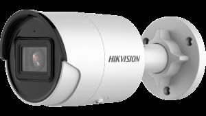 Hikvision 4 MP wettergeschützte IR IP-Mini-Bullet-Kamera 2.8mm H.265
