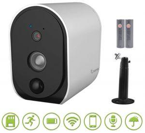 Smart Battery Camera - batteriebetriebene WiFi Kamera