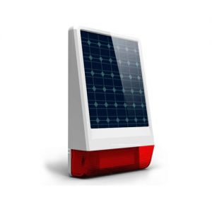 Solar Sirene für Alarmanlage SmartLife