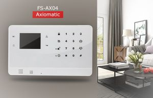Axiomatic Alarmzentrale X4